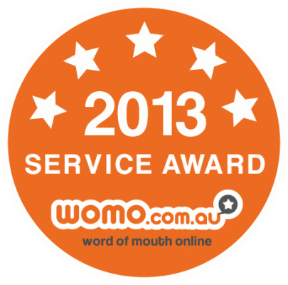 Word Of Mouth ONline badge